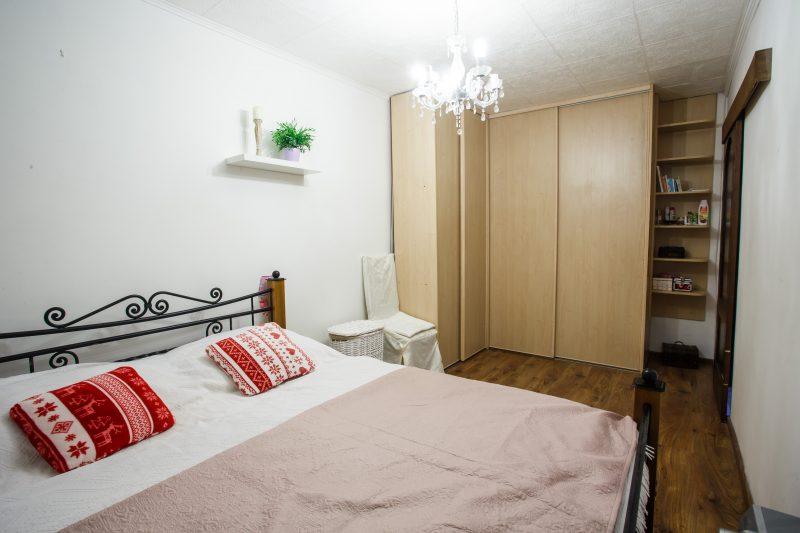 Prípadová štúdia – 3 izbový byt Ružínska