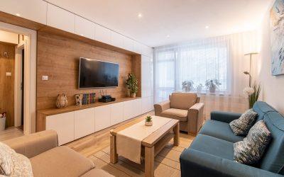 Prípadová štúdia – 3 izbový byt Donská